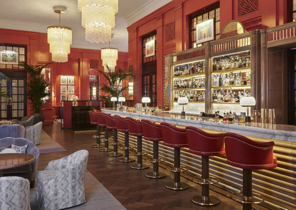 What to consider when thinking about Bar Interior design