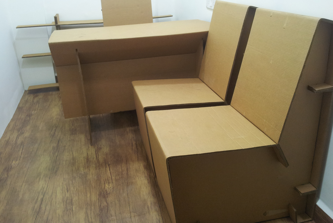 Why You Should Buy Cardboard Furniture