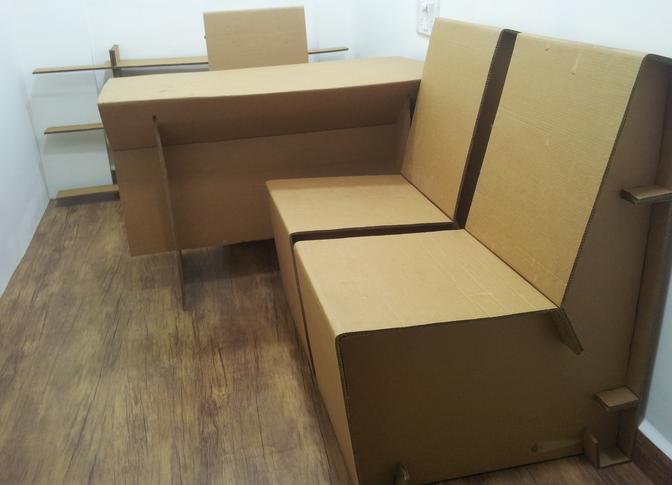 Why You Should Buy Cardboard Furniture