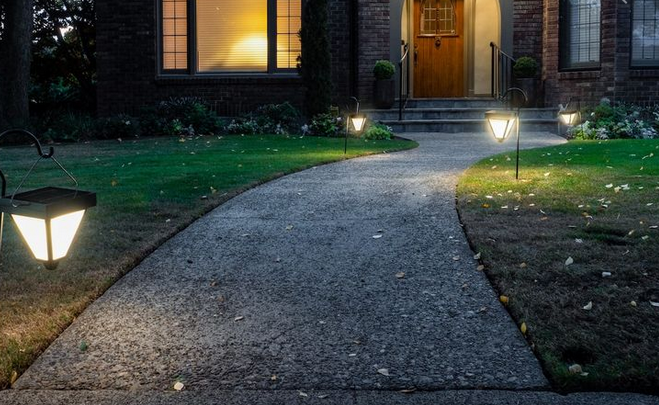 Light Up Your Home With Driveway Lights